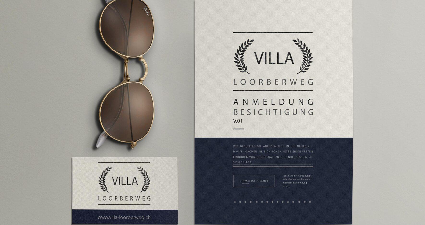 Verkaufsdoku Neubau Villa Weggis