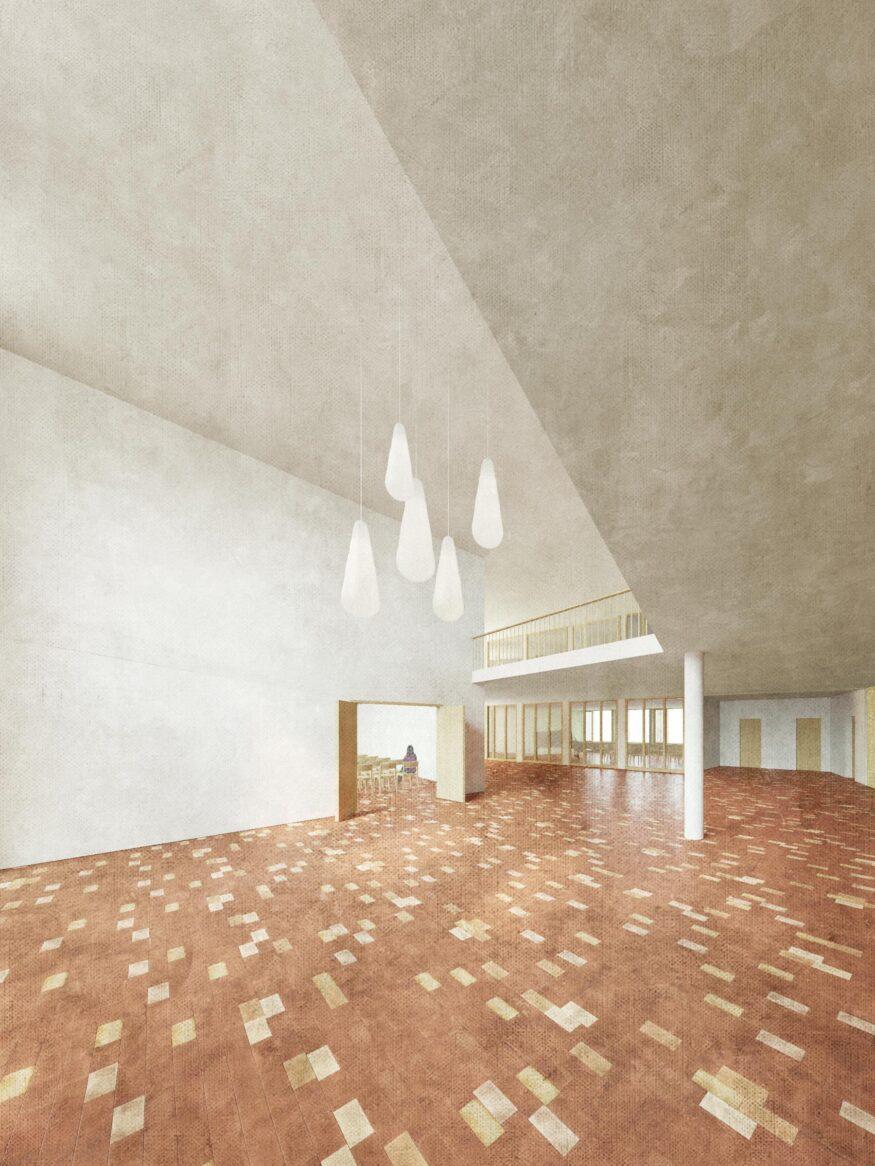 Erweiterungsbau Schule Oberhofen