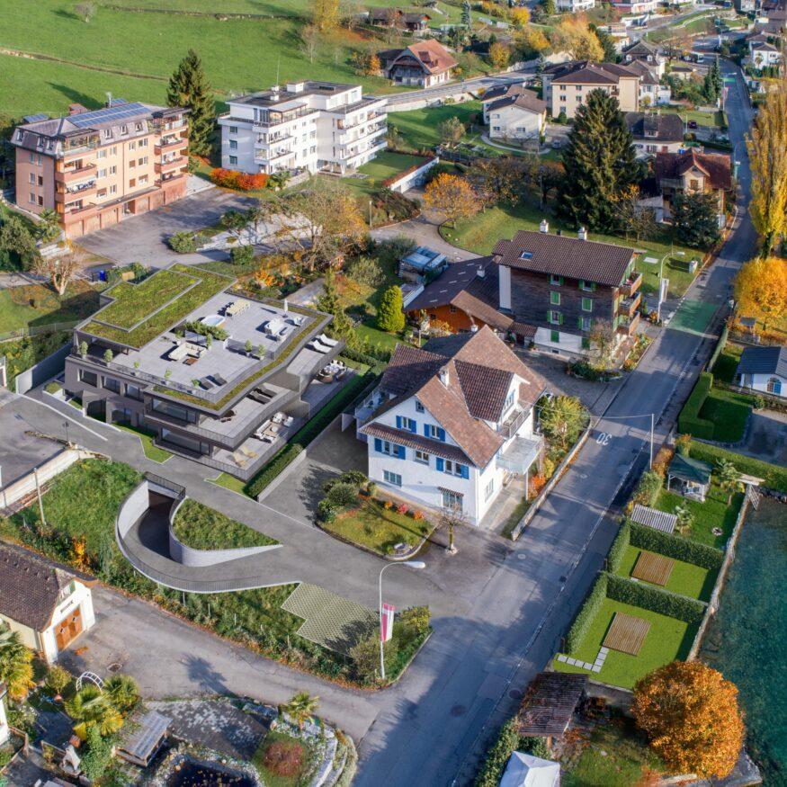 4-Familienhaus Weggis