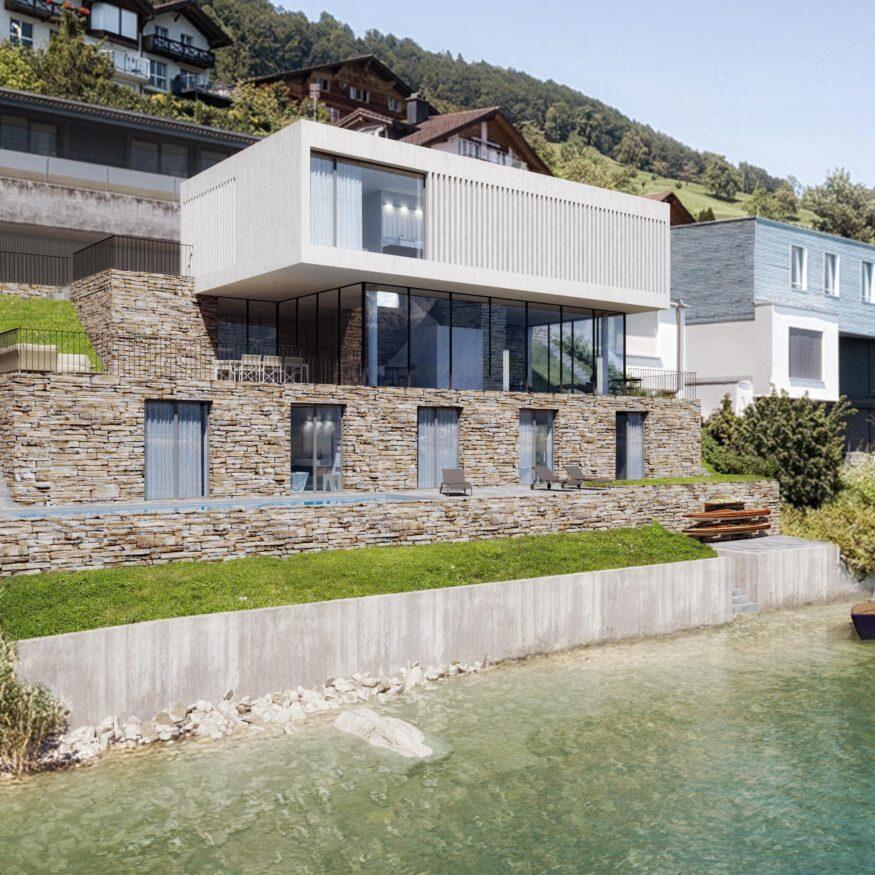 Neubau Villa Wilen - Sarnen